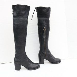 Fiorentini + Baker BECK over the knee boots SZ 36